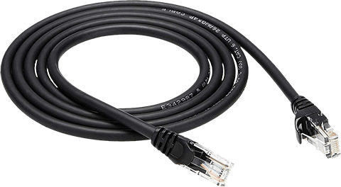 AmazonBasics Snagless Cat-6 Cable