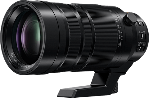 Panasonic 100-400mm f/4-6.3