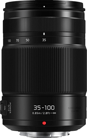 Panasonic 35-100mm f/2.8