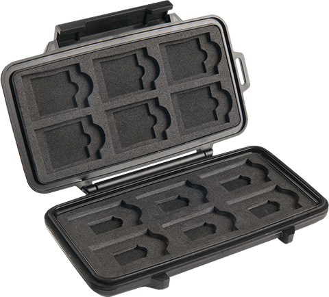 Pelican 0915 SD Card Case