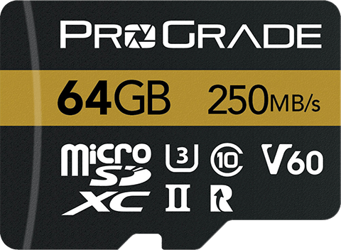 ProGrade Digital Micro SDXC