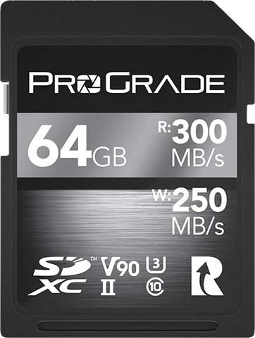 ProGrade Digital SDXC V90